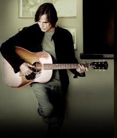 Jackson Browne... running on empty