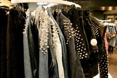 Spiked jackets and studded jewelry is often associated with the punk scene, but its roots go back much further.