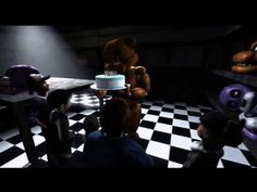 FNAF2  Five Nights at Freddy's 2 Song  It's Been So Long  3D Animation - YouTube