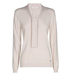 Elegante trui #Nylon #Viscose #Merino #Wool #Pullover #Gigue #AW16…