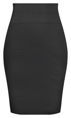 super stretchy bow back pencil skirt, bengaline stretch fabrication, smooth, flattering, bengaline, black, full skirt, made in USA, pinup, retro, sailor, zipper