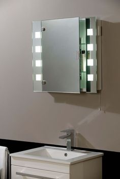 Find This Pin And More On Ides Dco 14 Amazing Bathroom Mirror