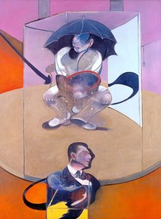 Francis Bacon, Seated Figure, 1978