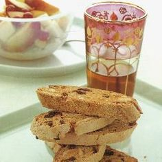 Cranberry Almond Biscotti @ allrecipes.co.uk