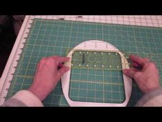 In the hoop quilting is great.but the mesh used for the base can be pricey! After months of experimentation I am sharing my way of saving the mesh with a r. Home Embroidery Machine, Machine Quilting, Brother Dream Machine, Brother Sewing Machines, Brother Embroidery, Reading Pillow, Quilt As You Go, Quilting Projects, Sewing Projects