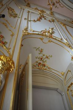 baroque architecture aesthetic A Kindred Spirit Baroque Architecture, Beautiful Architecture, Beautiful Buildings, Interior Architecture, Beautiful Places, Nachhaltiges Design, Flur Design, Gold Aesthetic, Princess Aesthetic