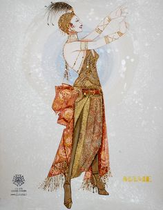 Mame - Stage & Story Gallery - Artist - Gregg Barnes - Costume Designs