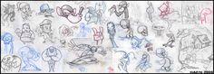 Sketchs v-2.009 by mARTu-Mandy