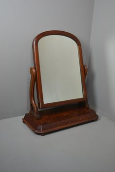 antique toilet swing mirror £65 Cornwall Cornwall, Antique Furniture, Toilet, Victorian, Mirror, Antiques, Home Decor, Antiquities, Flush Toilet