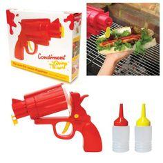 Ketchup guns