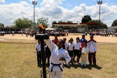 Alcaldía de Libertador benefició a más de mil 700 personas en materia deportiva en Julio #Carabobo #Deportes