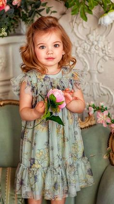 Cute Baby Pictures, Newborn Pictures, Cute Little Girls, Cute Kids, Cute Girl Outfits, Kids Outfits, Funny Babies, Cute Babies, Charlotte Dress