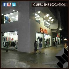 """""""Guess The Location""""  Can you guess which SANA branch is this?   Leave a comment below for your answers…"""