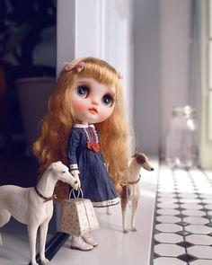 #juniemooniecutie #blythe #customblythe #doll #k07 #k07doll