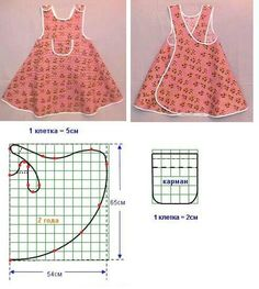 Slip on sun dress pattern