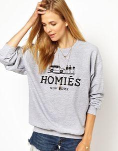 Image 1 ofReason Homies Sweatshirt