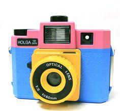 Plastic-camera I'm waiting for my new holga from HongKong.