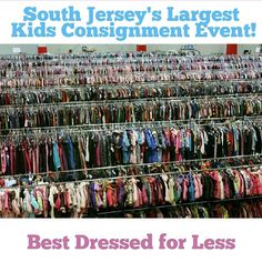 Excited for our Aug 20-22nd Kids Consignment Event in Burlington Twp NJ? Share this flipagram with your friends! Anyone can shop! Everyone will SAVE! www.bestdressedsale.com
