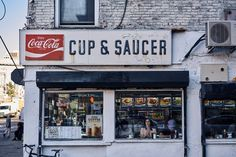 Cup & Saucer is closing after more than 70 years in Lower Manhattan, the latest sign that the days of the classic city diner may be numbered.