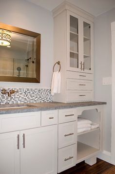 Merion Station Bathroom Remodel and Design 19066 Michele Moran Photography