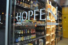 Hopfen Cervejas Especiais - Bar de cervejas especiais localizado em Rio de Janeiro/Rio de Janeiro.