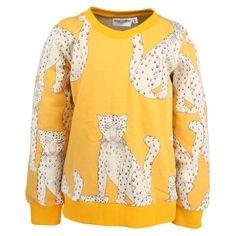 Mini Rodini - Snow Leopard Sweatshirt, AAw13