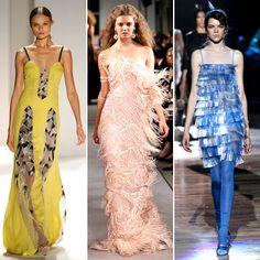 Trend Breakdown: Art Deco.  Love the yellow!