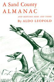 """A Sand County Almanac: With Other Essays on Conservation from Round River   http://paperloveanddreams.com/book/774942656/a-sand-county-almanac-with-other-essays-on-conservation-from-round-river   First published in 1949 and praised in The New York Times Book Review as """"a trenchant book, full of vigor and bite,"""" A Sand County Almanac combines some of the finest nature writing since Thoreau with an outspoken and highly ethical regard for America's relationship to the land.  Written with an…"""