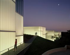 Bloch Building expansion of the Nelson-Atkins Museum of Art in Kansas City, Missouri - steven holl