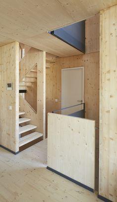 maison contemporaine bois bm architectes novatop