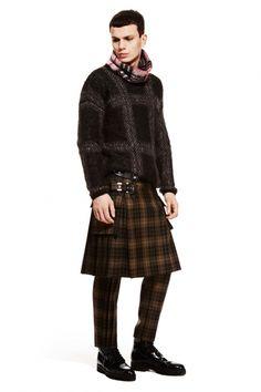 Versus Versace ready-to-wear autumn/winter '15/'16 - Vogue Australia