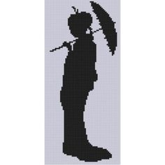 Looking for your next project? You're going to love Geisha 2 Cross Stitch Pattern by designer Motherbeedesigns.