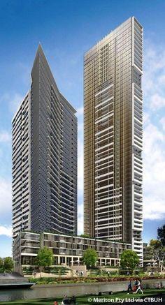 Altitude Apartments Tower A - The Skyscraper Center