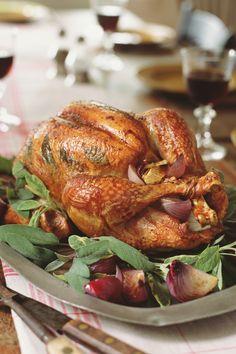 Napa Valley Thanksgiving Menu