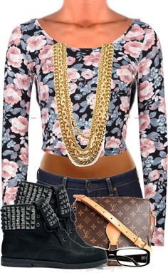 """blaaah i'm 2 different skin tones !"" by kennedy-xoxo ❤ liked on Polyvore"
