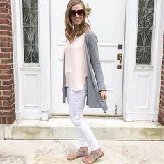 spring, neutrals, blush, white jeans, sandals, sunglasses, style, blogger, fashion blogger