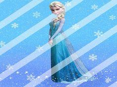 Disney Frozen Edible Cake Topper Frosting 1/4 Sheet Image #94