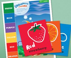 Learning Colors for Preschoolers