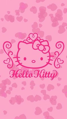 O Kitty Iphone Wallpapero Kitty Backgrounds