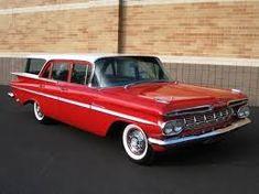 1959 Chevrolet Station Wagon