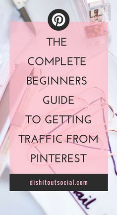 This is the ultimate guide to mastering Pinterest. If you're a new blogger, Pinterest will quickly become your best friend. Learn how to drive more traffic to your blog with Pinterest.