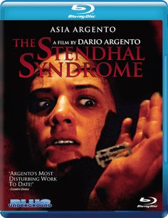 THE STENDHAL SYNDROME BLUE UNDERGROUND BLU-RAY