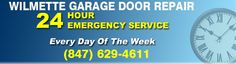 Generally call each of our specialist in addition to special professionals from Garage Door Repair Wilmette Company any time you should do any kind of maintenance or perhaps alternative work with your Garage Door Repair comes. #GarageDoorRepairWilmette #WilmetteGarageDoorRepair
