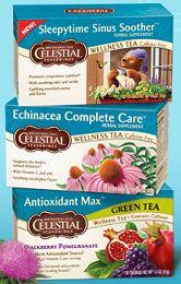 $1 off Celestial Seasonings Wellness Tea Coupon on http://hunt4freebies.com/coupons