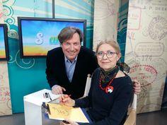con Nicoletta Costa, illustratrice e scrittrice
