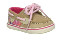 Baby Sperrys @ Kayla Babineaux I saw Holly and Lyric today and Lyric has these!!! I thought of you right away! They are sooo cute!