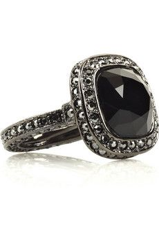 I *AM* a ring person & that's a stone I could totally rock.