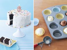 Unique Tips for Serving Cake & Ice Cream