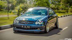2003 Mercedes-Benz CLK 240-W209 Automatic Transmission Kranze Brazeia 18″ ET.25/10 (9-11jj) | Achilles 235/40 (f) – Nitto 255/35 (r) Owner: …