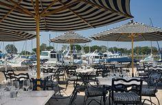 Pet friendly restaurants in San Diego: Manchester Grand Hyatt San Diego